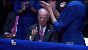 """Warm temps? Right on."" - the Vice President, probably. (PBS)"
